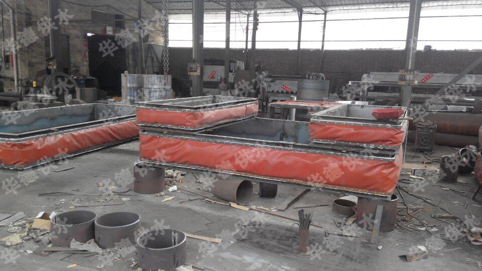 非金属补偿器在使用过程中破损怎么办?